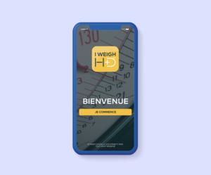 I Weigh by HDUne application mobile dédiée au calcul du poids des documents Print